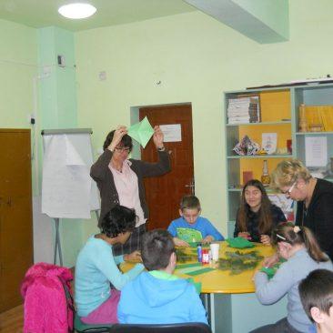 Együttműködési kapcsolat a Speciális Iskolával